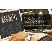 How To Start Streaming with Flash Media Live Encoder